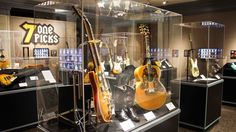Guitars Galore at the Buffalo Museum of Science