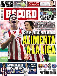 México - RÉCORD 14 de abril del 2015