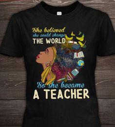 Teacher Tshirt