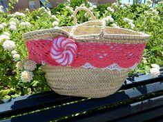 Areia: CAPAZOS DE PLAYA Straw Bag, Crafts, Bags, Inspiration, Totes, Manualidades, Handbags, Biblical Inspiration, Handmade Crafts