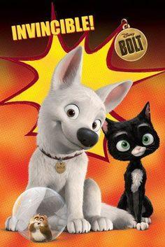 Disney Bolt Mittens and Bolt - Bing Images Disney Movie Posters, Disney Movies, Disney And Dreamworks, Disney Pixar, Sims 4, Disney Sleeve, Family Movie Night, Oui Oui, Tatoo