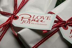 Printables - Especial de Natal com tags, kits e embalagens #christmas #printables #freebies #packaging