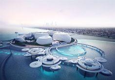 """Auf @Behance habe ich dieses Projekt gefunden: """"DUBAI BLUE"""" https://www.behance.net/gallery/42990471/DUBAI-BLUE"""