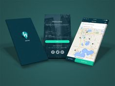 Cab app design by Arvind tomar