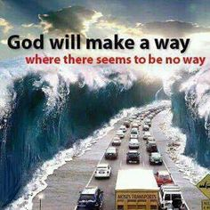 God is always faithful; There is a Way America, God Will Lead the Way! Take Back Our Country! Vote Romney/Ryan 2012