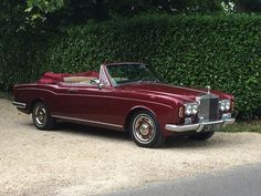 1968 Rolls-Royce Silver Shadow Convertible Chassis no. Bentley Rolls Royce, Rolls Royce Cars, Bentley Convertible, Ice Car, Rolls Royce Corniche, Classic Rolls Royce, Rolls Royce Silver Shadow, Under The Hammer, Cars Uk