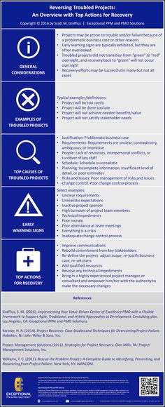Reversing Troubled Projects: An Overview with Top Actions for Recovery. Exceptional PPM and PMO Solutions.