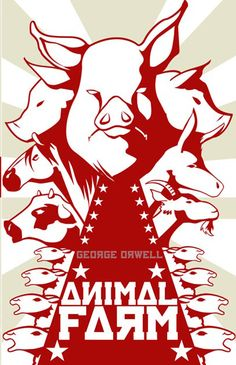 30 Best Animal Farm Book Covers Images Animal Farm Book Animal Farm George Orwell Farm Animals