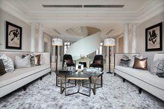 高端室内设计|样板房设计|豪宅设计|售楼处设计|会所设计|吴滨-香港无间设计