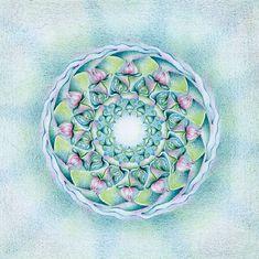 Mandala's tekenen met Hannie de JongPicture 67 « | Mandala's