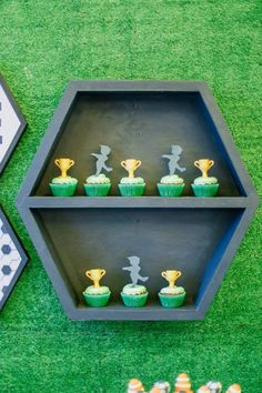 Clarkie's Soccer Themed Party – Sweet treats Party Themes, Party Ideas, Football Themes, Sweet Treats, Soccer, Birthday, Crafts, Decor, Sweets