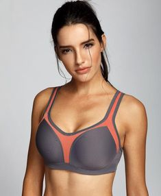 05010a6d9 High Impact Firm Support Contour Sports Bra  bra  style  workoutclothes   girlswholift   · Women s ...