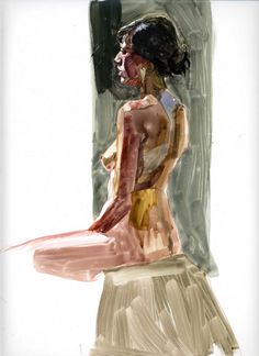 Amazing life painter from Seattle, David Longo