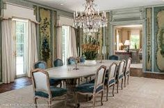 Image result for mansion dining room beach view