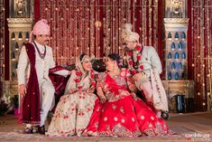 This Jaipur Wedding With The Bride In A White Floral Lehenga Is Every Bit Stunning