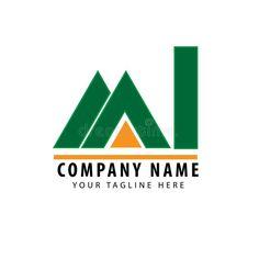 The real estate logo royalty free stock image Real Estate Logo, Branding, Company Names, Logo Ideas, Royalty, Stock Photos, Logos, Design, Free