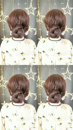 The braid of fashionable individual character sends, can let your long hair become more aesthetic and attractive, have an individual character more. Basic Hairstyles, Easy Hairstyles For Long Hair, Pretty Hairstyles, Braided Hairstyles, Updo Hairstyle, Hairdos, Hairdo For Long Hair, Long Hair Video, Hair Twist Styles