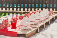 Fiesta de Caperucita Roja