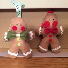 CLH gingerbreads