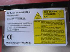 12 STÜCK    TV Tuner Module E860-C Medion P/N: 40005989  OVP / NEU   ( PAKET 6)