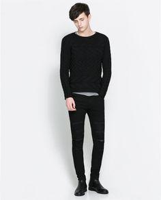 Alex Dunstan & Ty Ogunkoya Don Dark Styles for Zara image zara.com 0693403800 1 1 1 800x991
