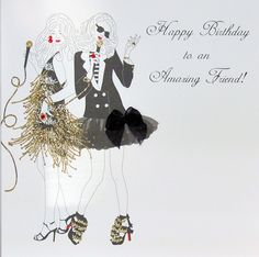 Shoply.com -Happy Birthday To An Amazing Friend By Five Dollar Shake. Only £4.95 Happy Birthday Woman, Happy Birthday Rose, Birthday Roses, Holiday Cards, Holiday Decor, Birthday Cards For Women, Cards For Friends, Greeting Cards Handmade, Birthdays