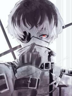 Tokyo Ghoul | Sasaki Haise...