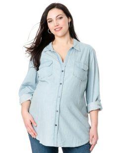 Maxi dress plus size maternity