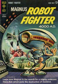 Magnus Robot Fighter (1963 Gold Key)