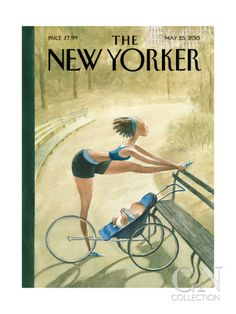 The New Yorker Cover - May 2015 Poster Print by Carter Goodrich at the Condé Nast Collection The New Yorker, New Yorker Covers, Cover Art, Magazine Art, Magazine Covers, Animation Film, Cover Design, Poster Prints, Posters