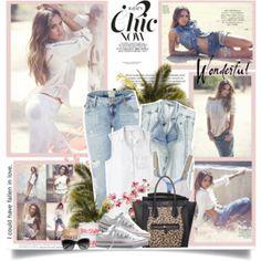 1007. Celebrity Style: Jessica Alba (For Net-A-Porter Magazine)