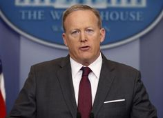 """Donald Trump And """"Small Group Of People"""" Know """"Exactly"""" What """"Covfefe"""" Means, Sean Spicer Insists"""