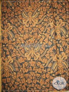 Motif Ukel Jawa Indonesia kain batik yang digunakan dalam