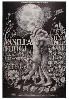 psychedelic art posters | Psychedelic Art Exchange come to our appreciation of concert poster ...