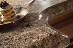 Proper Granite Worktops East Sussex is made of crushed up granite mixed with a very small amount of resin. Generally granite worktops are a one off in terms of pattern