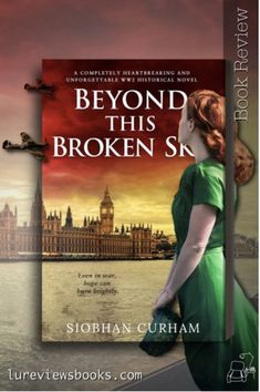 Difficult times have a way of bringing people together. #BeyondThisBrokenSky #SiobhanCurham #Bookouture #Netgalley #WWI #BookReview historical fiction Fiction Books To Read, Historical Fiction Books, Best Books To Read, Good Books, Reading Facts, Must Read Novels, Romance Books, Book Recommendations, Helping Others