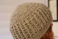 Gorros de crochet - Imagui