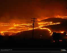 National Geographic Natural Disasters | ... Photo, Wildfire Wallpaper, Download, Photos -- National Geographic