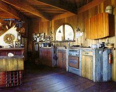 Bohemian Homes: Craftsman builder