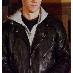Gilmore Girls Milo Ventimiglia (Jess Mariano) Leather Jacket
