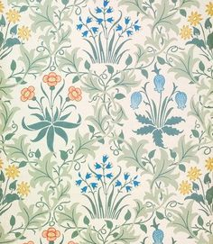 Wallpaper, by William Morris (V&A Custom Print)