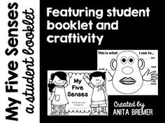 This booklet contains a cover page and two pages for each of the five senses.As a wrap-up activity, students cut & paste Mr. Potato Head to match the body parts with each of the five senses!
