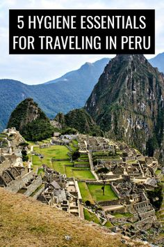 Did you know toilet paper and femcare products can't be flushed down Peruvian toilets? This post shares tried-and-true tips for successfully navigating Peru's public toilets from a traveler who has been there. Plus, I recommend five hygiene essentials for travelers, especially female travelers, that will enhance your trip to Peru (especially when nature calls). #sponsored #PeriodConfidence #TryTheDivaCup #Peru #SouthAmerica #traveltips #travelhealth #travelhygiene #femaletravel South America Destinations, South America Travel, Travel Destinations, Machu Picchu, Travel Guides, Travel Tips, Time Travel, Ecuador, Patagonia