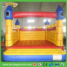 Small inflatable kids bouncer