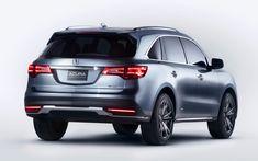 2014 Acura MDX Prototype Top Auto Magazine