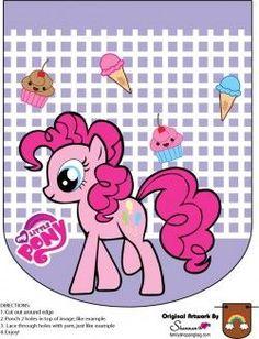 {free} printable My Little Pony Banner Pinkie Pie