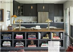 ooo i like this dark for a wall in the kitchen and other walls yellow, with the dark tan cabinets in the house