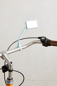 Pedal-Push Bike Mirror from Anthropologie - $28.00