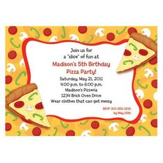 Free printable pizza party invitation template 11 a belair mansio pizza party invites stopboris Image collections