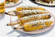 Grilled Mexican Street Corn Recipe